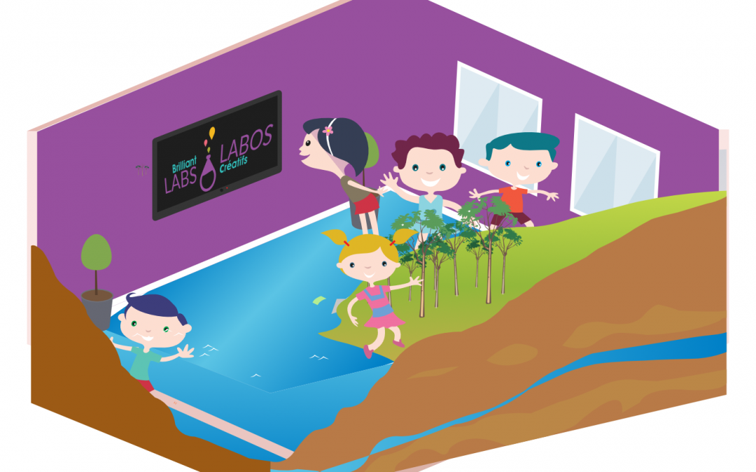 What If You Built a River in a Classroom?